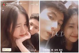Cầu thủ Nguyễn Trọng Hùng công khai bạn gái xinh mê mẩn