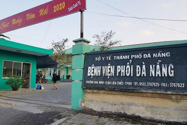 Bệnh viện Phổi Đà Nẵng sẽ tiếp nhận bệnh nhân lại vào ngày 14/9