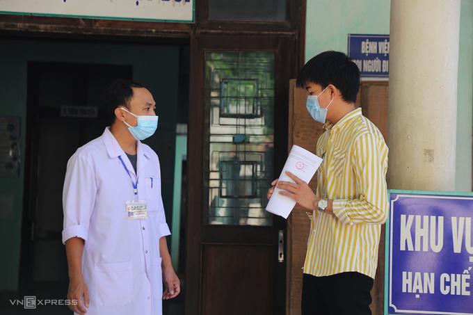 2 bệnh nhân Covid-19 tại Quảng Trị được công bố khỏi bệnh