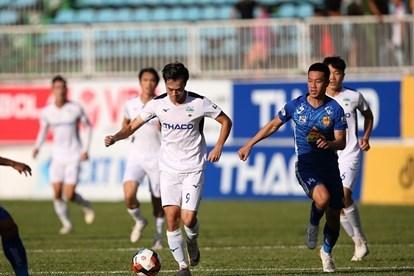 CLB HAGL nhận trận thua thứ hai liên tiếp trước Quảng Nam FC