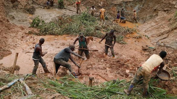 Tin tức thế giới 12/9: Sập mỏ vàng ở Congo, ít nhất 50 người chết
