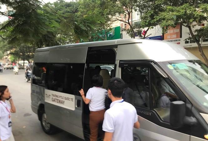 Hà Nội yêu cầu tăng cường quản lý hoạt động đưa đón học sinh