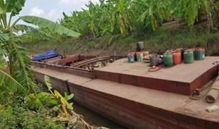 Khởi tố nhóm đối tượng trộm tàu 180 tấn từ Thái Bình về Hải Dương để bán