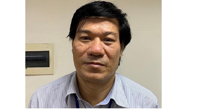 Truy tố Giám đốc CDC Hà Nội Nguyễn Nhật Cảm gây thiệt hại 5,4 tỉ đồng