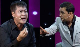 Quyền Linh cãi tay đôi với đạo diễn Lê Hoàng trên sóng truyền hình