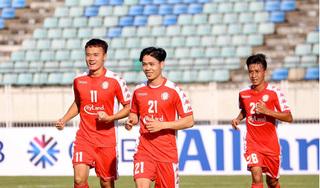CLB TP.HCM đón tin vui trước trận bán kết với Hà Nội FC