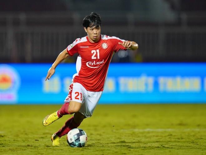 Công Phượng dẫn đầu trong danh sách cầu thủ nội tấn công tốt nhất V.League