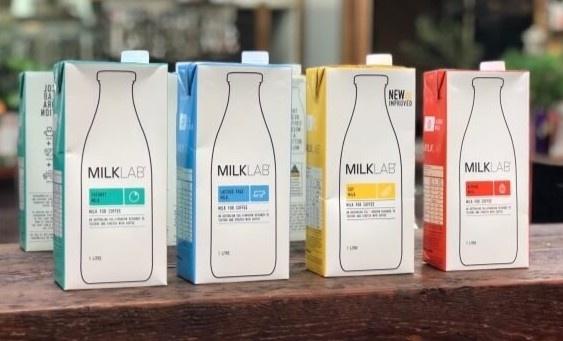 Sữa hạnh nhân Milk Lab 1L nghi nhiễm khuẩn độc phải thu hồi