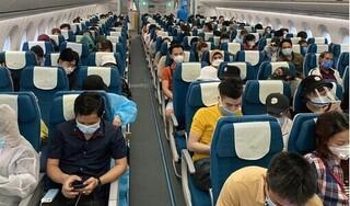 Bỏ quy định giãn cách trên phương tiện chở khách xuất phát từ Đà Nẵng