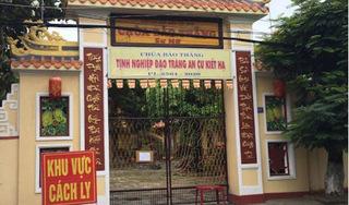 Hai sư cô ở Quảng Nam tái dương tính Covid-19 sau gần 1 tháng xuất viện