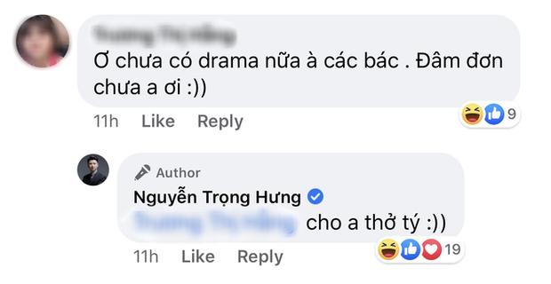 Bị hỏi về chuyện kiện vợ cũ Âu Hà My, Trọng Hưng nói gì