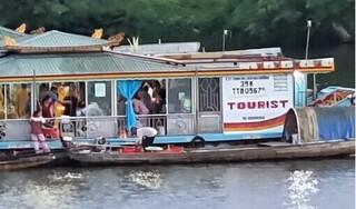 Xả vàng mã trên sông Hương, chủ thuyền rồng bị phạt nặng