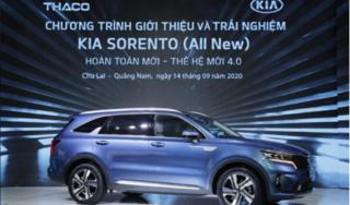 THACO ra mắt KIA Sorento thế hệ mới, giá từ 1,079 tỉ đồng