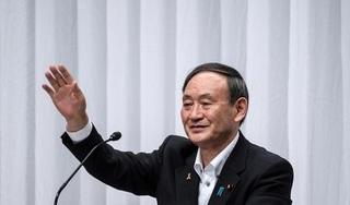 Chánh văn phòng nội các Suga Yoshihide trở thành thủ tướng Nhật
