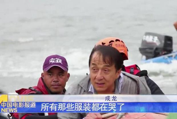 Thành Long chia sẻ về vụ tai nạn hậu trường nghiêm trọng