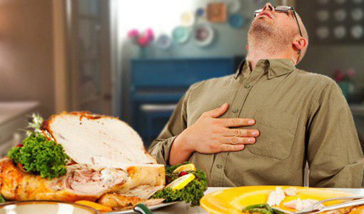 Có những dấu hiệu này sau bữa ăn, bạn có thể đang mắc bệnh nan y