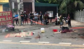 Danh tính 3 nữ nạn nhân tử vong trong vụ ô tô tông xe máy ở Phú Thọ