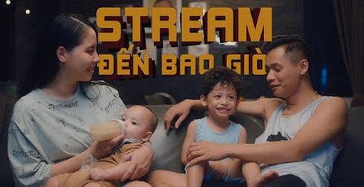 Lời bài hát (Lyrics) 'Stream Đến Bao Giờ' - Độ Mixi ft Bạn sáng tác