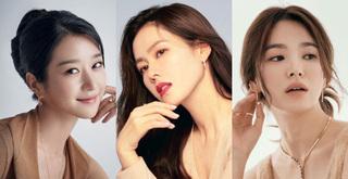 Vượt mặt Song Hye Kyo, Son Ye Jin dẫn đầu BXH nữ diễn viên Hàn đẹp nhất 2020