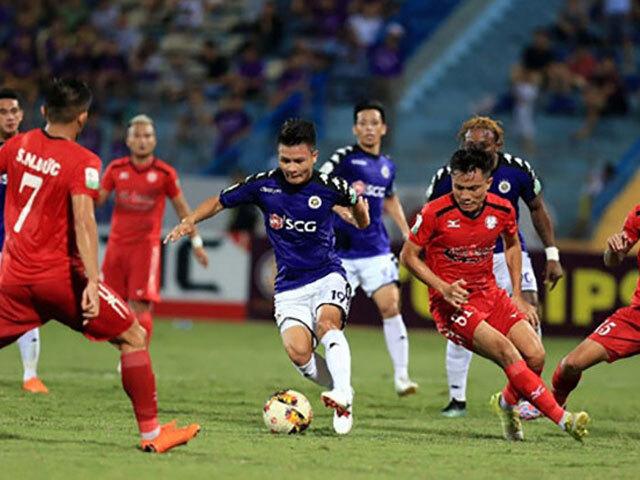 Các trận bán kết cúp quốc gia không đón khán giả vào sân
