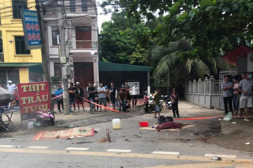 Lời khai của tài xế đâm 3 người tử vong ở Phú Thọ