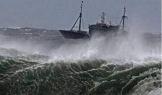 Áp thấp đã mạnh lên thành bão, di chuyển 20-25km/h