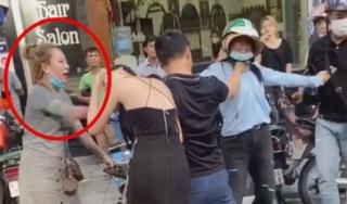 Người phụ nữ lạ trong clip đánh ghen tiết lộ lý do 'xuất chiêu' với Tuesday