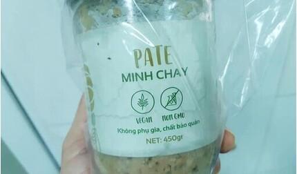Phát hiện vi khuẩn Clostridium botulinum trong pate Minh Chay ở Quảng Nam