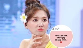 Hari Won nhận cái kết 'đắng lòng' khi đăng status nói đạo lý