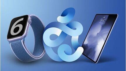 Trong khi 'chờ' iPhone 12, Apple chính thức ra mắt iPad và Watch thế hệ mới