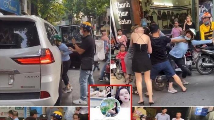Elly Trần phân trần về vụ đánh ghen siêu hot ở Lý Nam Đế
