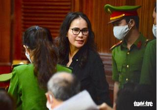 Ông Nguyễn Thành Tài khai gì về mối quan hệ với bà Lê Thị Thanh Thúy?