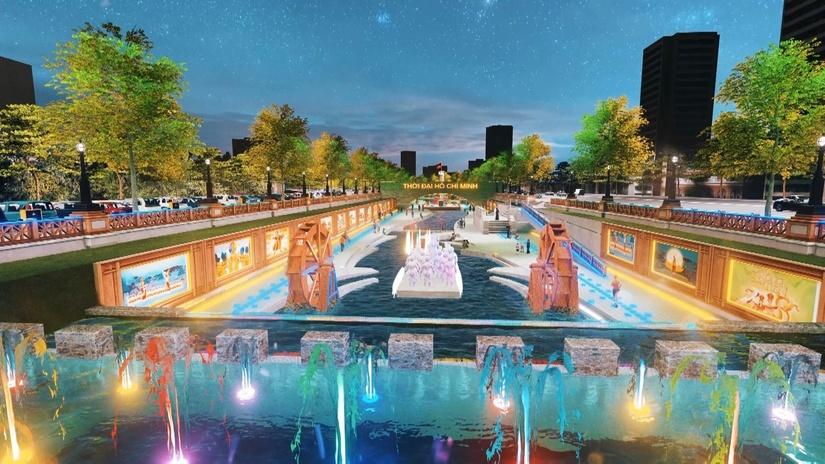 Cải tạo sông Tô Lịch thành công viên Lịch sử - Văn hóa - Tâm linh