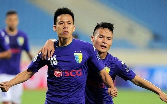 Hà Nội FC thắng đậm TP.HCM