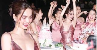 Hậu sinh nhật, Ngọc Trinh tung loạt ảnh xinh đẹp và 'nóng bỏng'