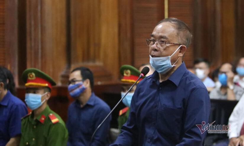 Chưa hầu tòa xong, ông Nguyễn Thành Tài lại bị truy tố trong vụ án khác