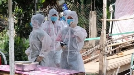 Phát hiện nhóm người khiêng quan tài nhập cảnh trái phép vào Việt Nam