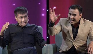 Quyền Linh lên tiếng về chuyện tranh cãi với đàn anh Lê Hoàng