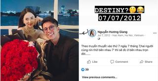 Matt Liu tìm thấy tình yêu định mệnh với Hương Giang qua chi tiết này