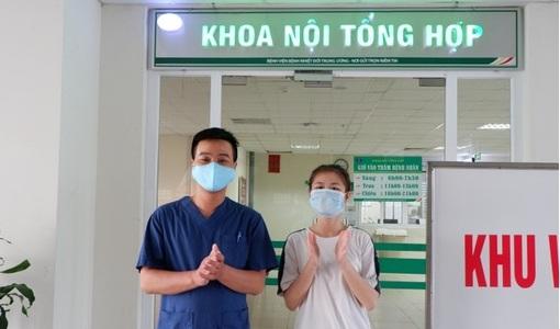Hà Nội công bố khỏi bệnh cho 2 bệnh nhân Covid-19