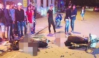 2 thanh niên đi xe máy tử vong sau cú va chạm lúc rạng sáng