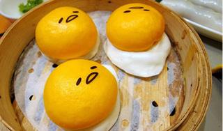 Bữa sáng đơn giản cho gia đình với món bánh bao kim sa xốp mịn béo ngậy