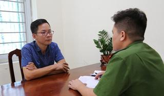 Phó ban Tuyên giáo huyện Tam Đảo bị khởi tố vì vu khống nhiều lãnh đạo