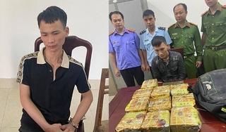 Nghệ An: Bắt trùm ma túy được 'ngụy trang' là chủ đại lý bán sơn