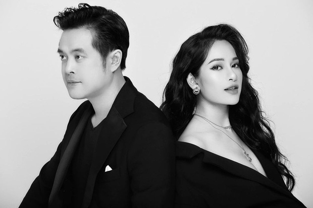 Trước ngày sinh, vợ chồng Dương Khắc Linh tung bộ ảnh cực nghệ