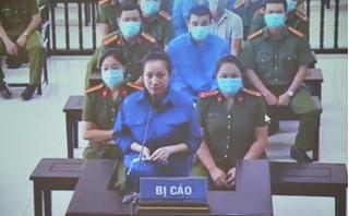 Sáng nay, vợ Đường Nhuệ hầu tòa cùng 4 cán bộ của Thái Bình