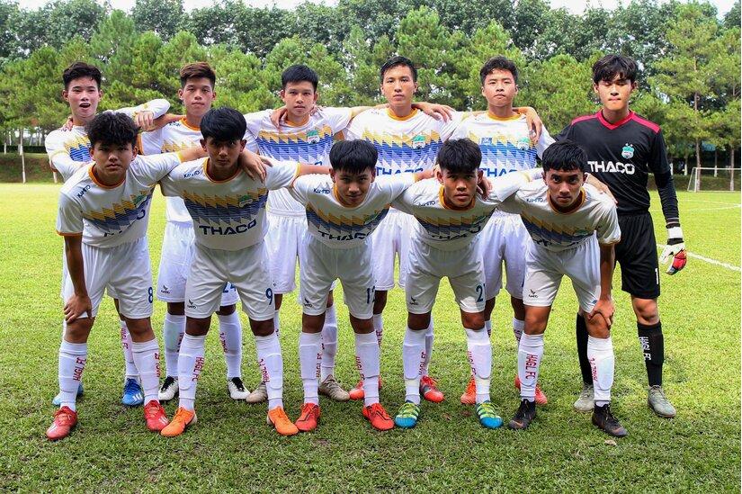 U17 HAGL gặp đối thủ cứng cựa ở trận mở màn VCK U17 quốc gia
