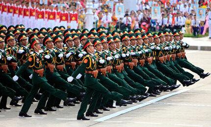 Điểm sàn xét tuyển vào các trường Quân Đội năm 2020