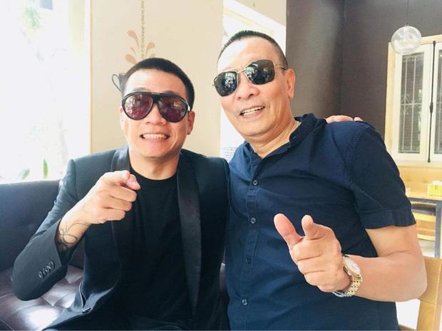 Wowy cũng gặp được anh em thất lạc MC Lại Văn Sâm
