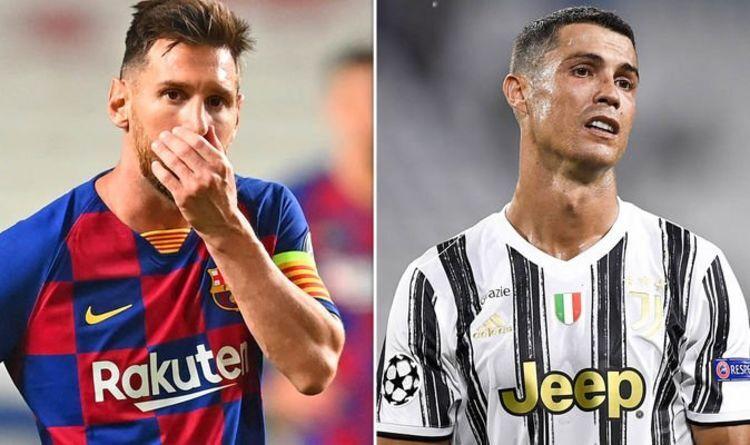 Ronaldo và Messi vắng mặt ở giải thưởng tiền đạo hay nhất năm